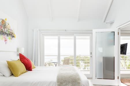 Bright Camps Bay Loft with Stunning Views and Shared Pool