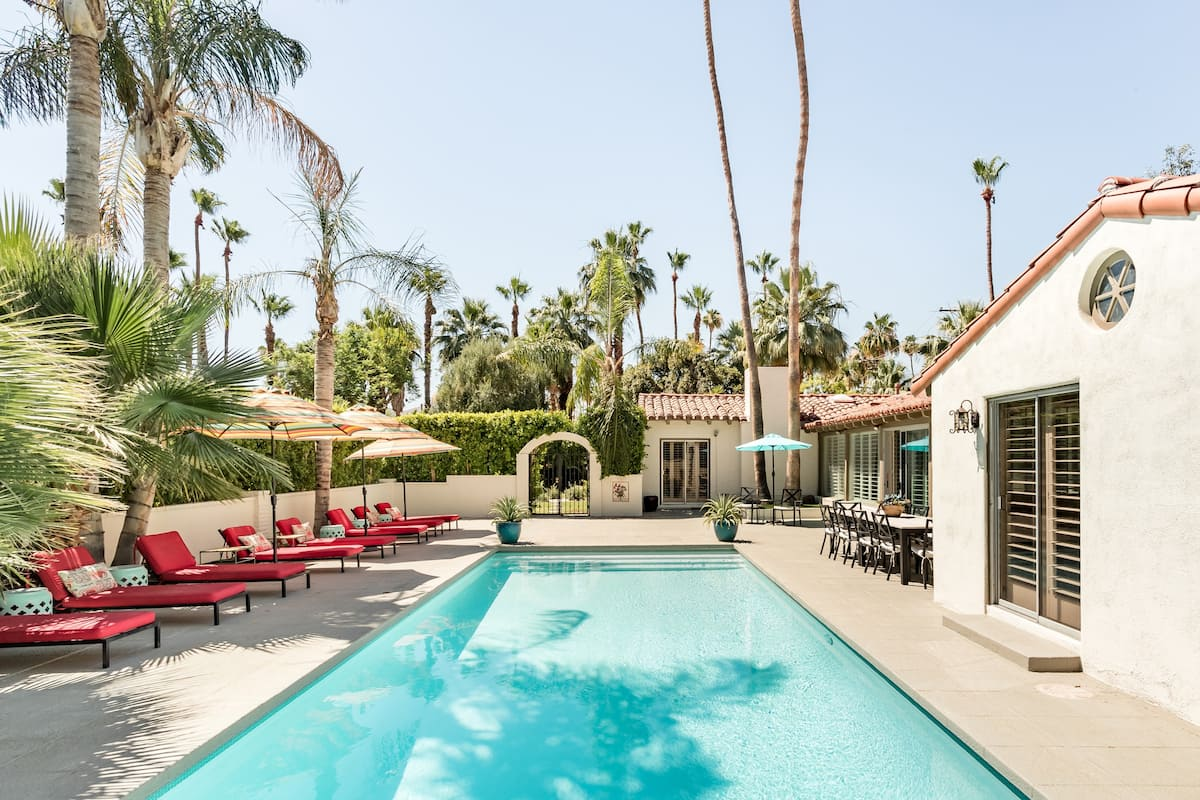 Famed 1930s Spanish Celebrity Estate/in the Exclusive Mesa