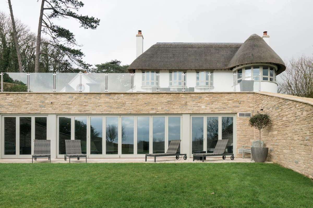 Opulent Re-Imagined Historic Cottage
