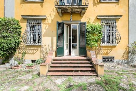 Villa Elena, haven of peace in a prestigious residential area close to Florence