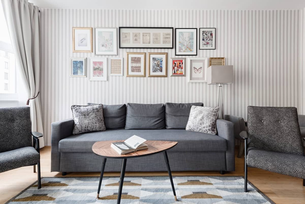 Chic-Design Darling in a Hip and Trendy Neighborhood