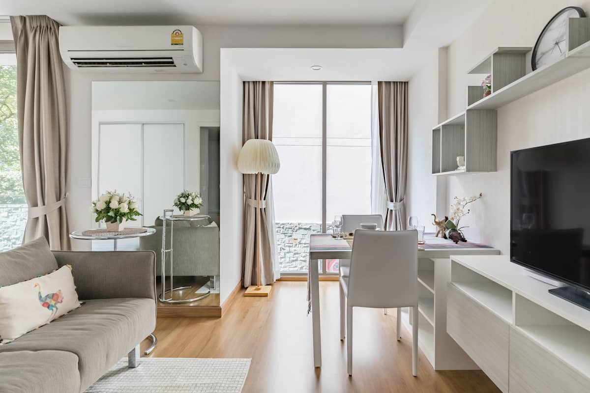 Sun-Filled Apartment in the Heart of Chiang Mai