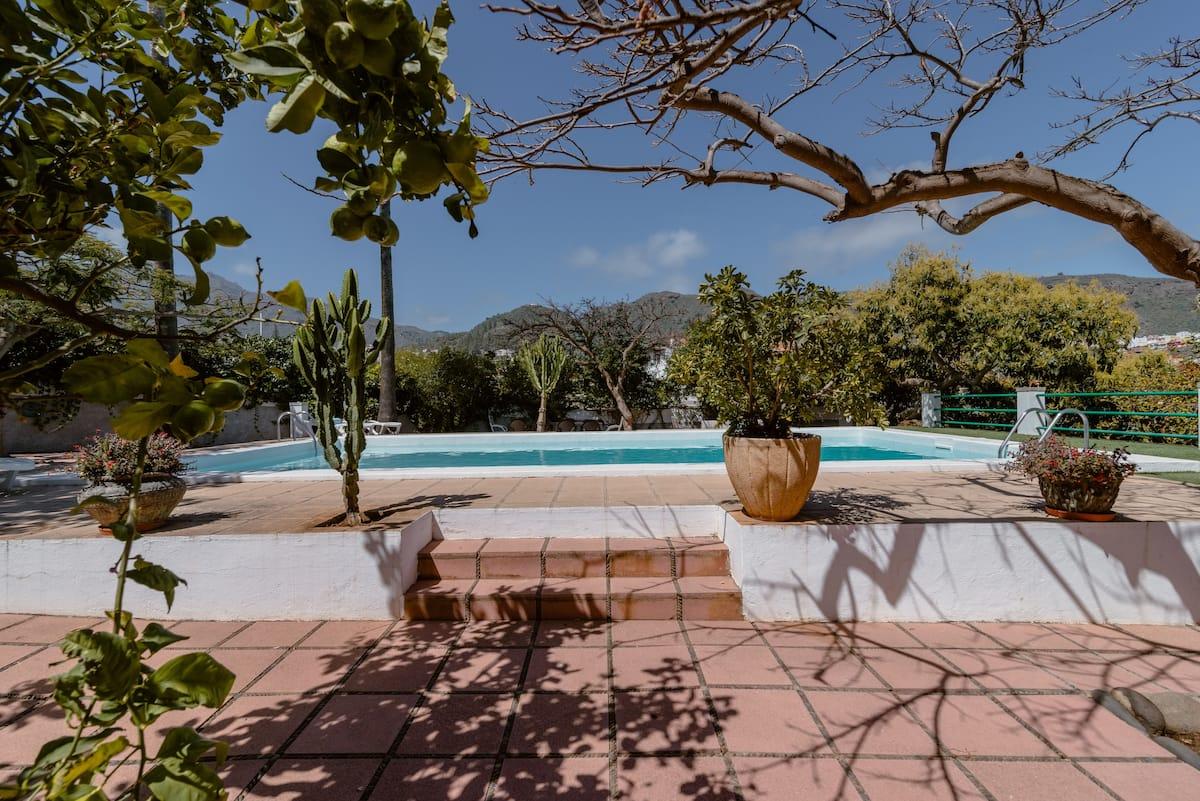 Villa Valverde del Aguila With Private Pool