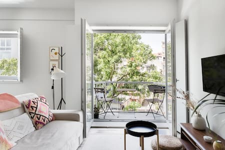Stylish Home Studio in an Artsy Area