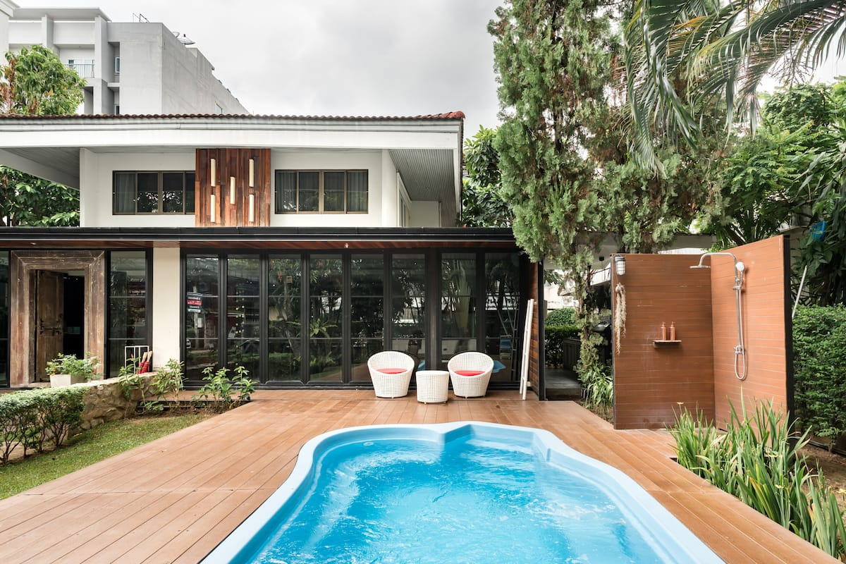 Villa Eighty-eight at Nimman Chiangmai