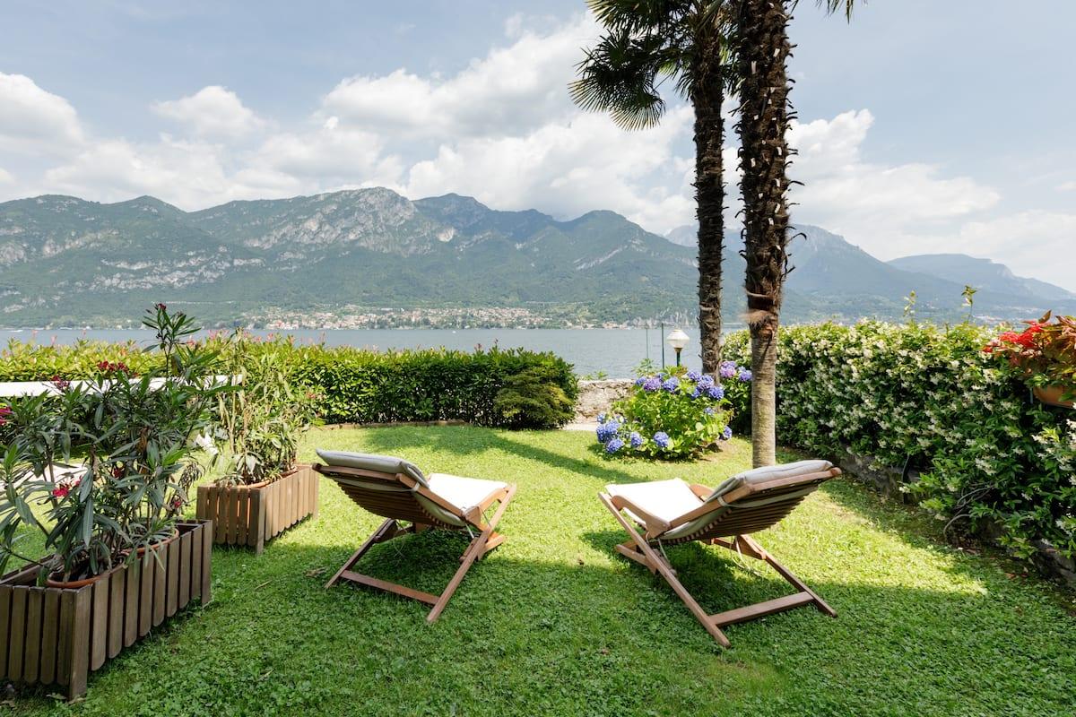 Appartamento direttamente a lago vicino a Bellagio