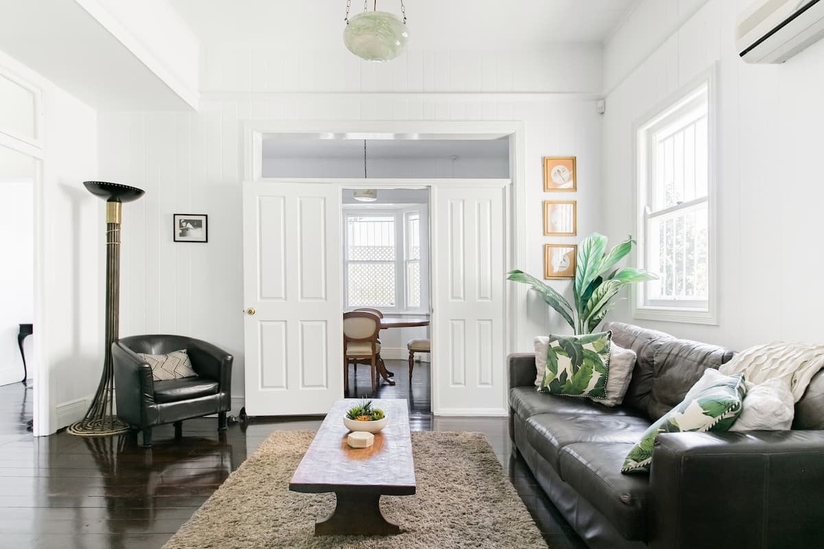 Bright, Two-Story Cottage in the Heart of Bowen Hills