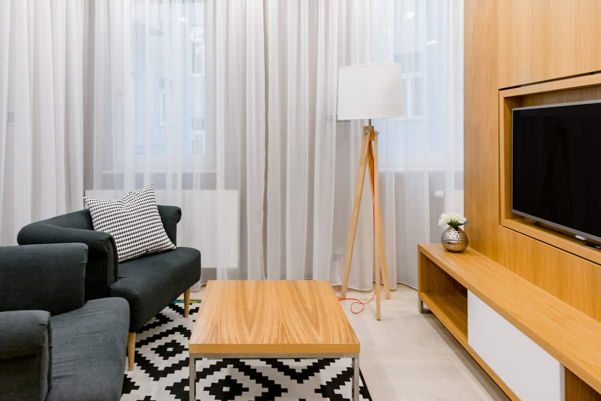 Sleek New Town Studio 10 Minutes from Wenceslas Square