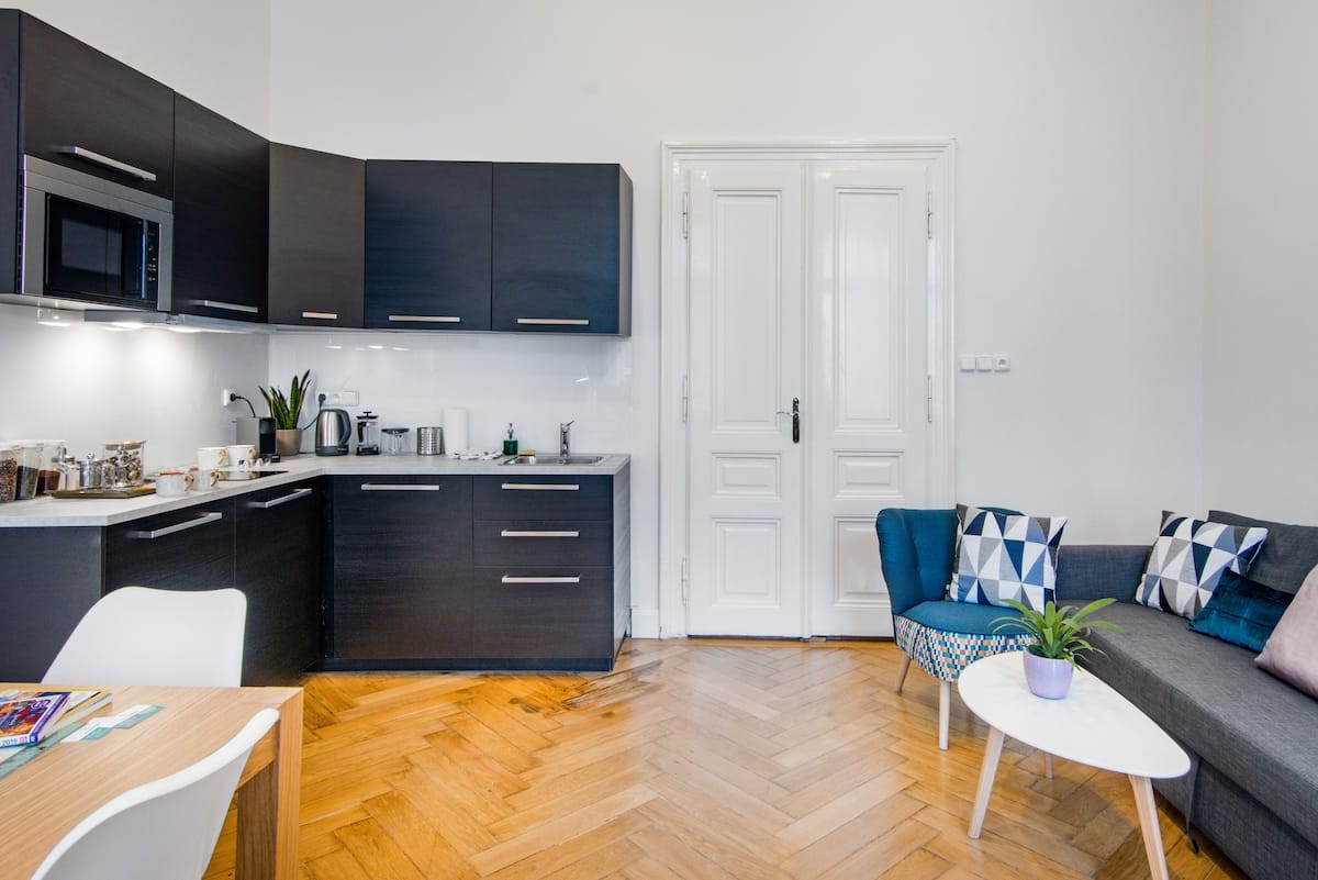 Elegant Two Bedroom Apartment near Wenceslas Square