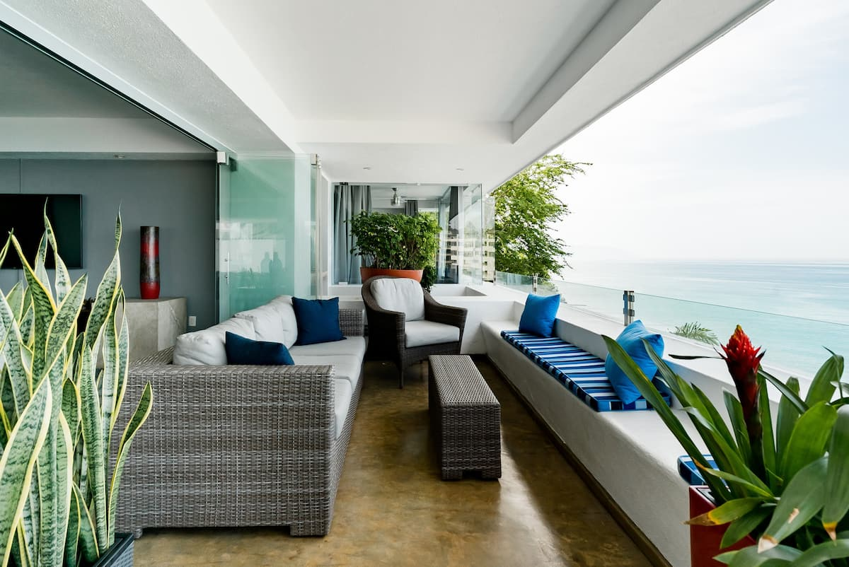 Contemporary Home on Los Muertos Beach