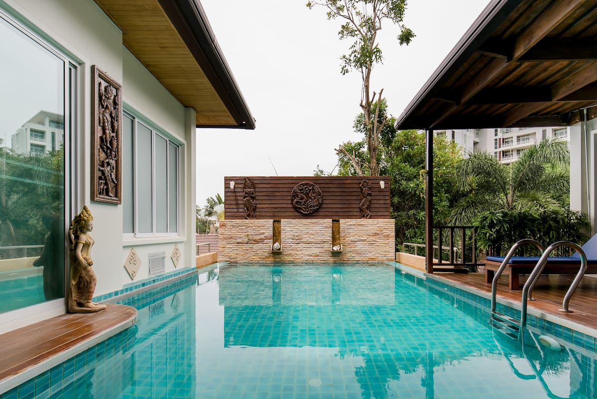 Thai Style Villa with Private Pool in Karon