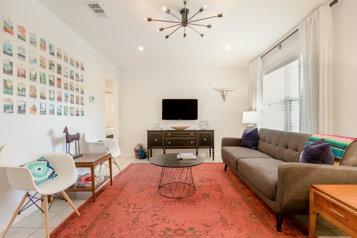 Quiet Austin Retreat near Zilker Park