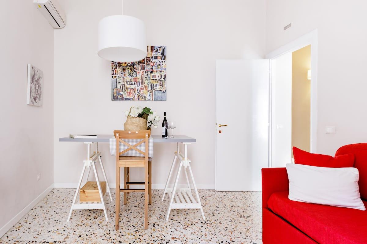 Luminoso e comodo appartamento vicino al Pantheon