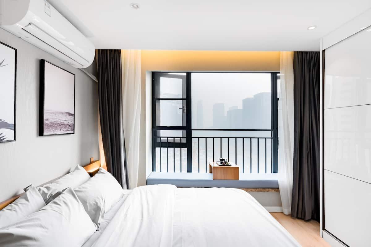 商遇workingliving智能公寓/近环球中心/孵化园/舒适精选房