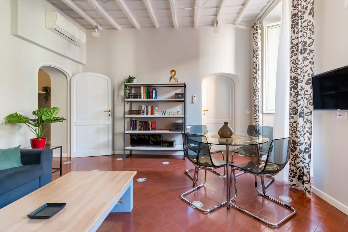 Luminoso Appartamento Vicino a Piazza Navona
