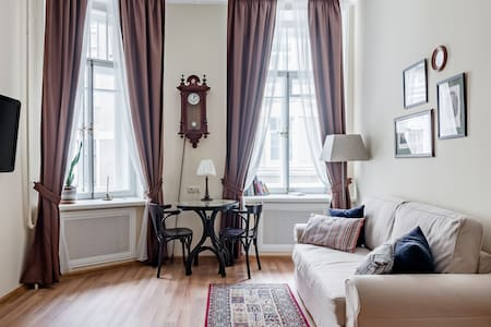 Warm Apartment in the Heart of St Petersburg