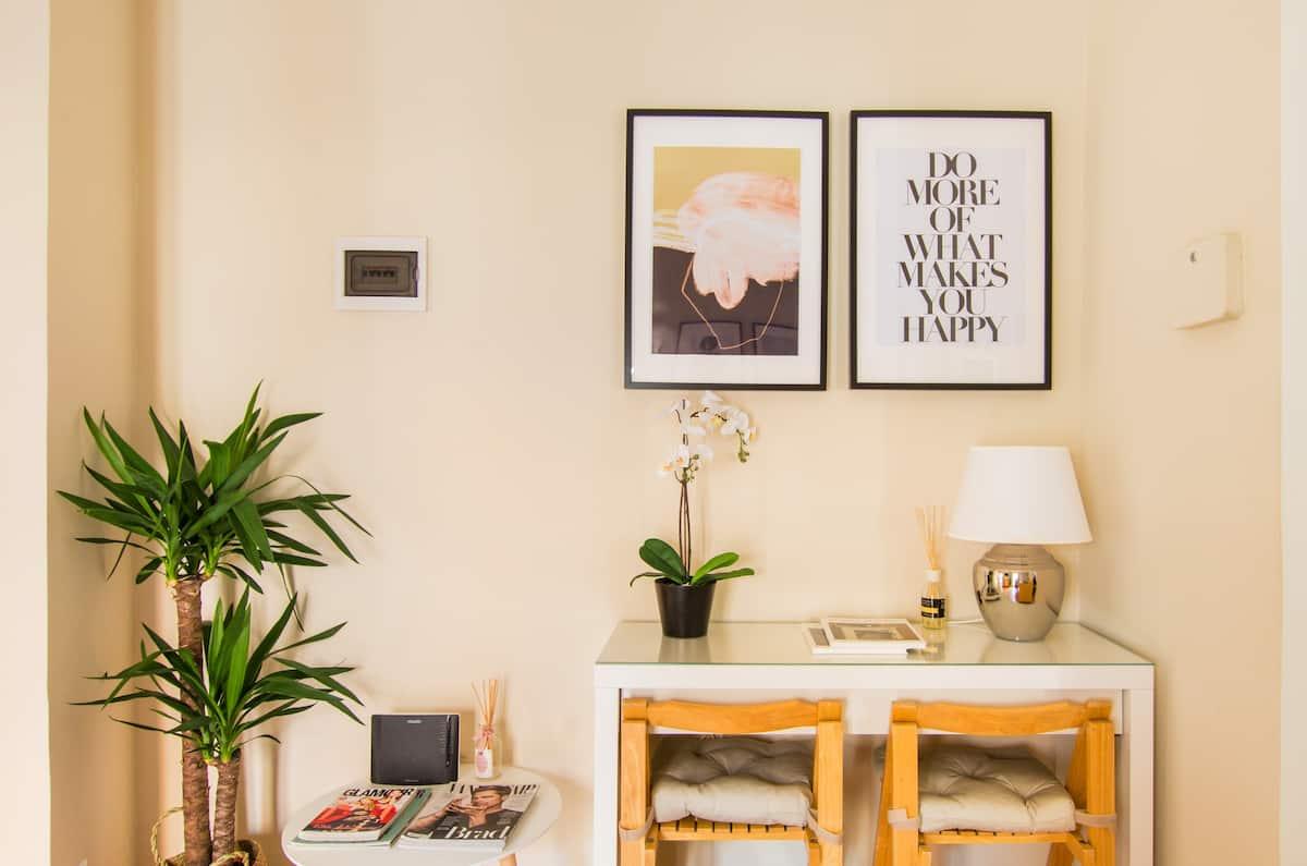 Rilassante appartamento in una zona tranquilla di Trastevere