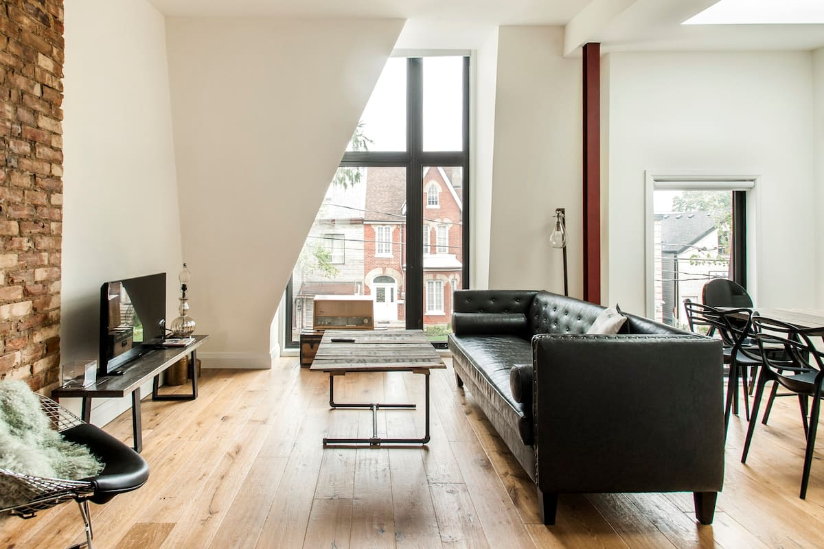 Award-Winning Apartment in West Queen West