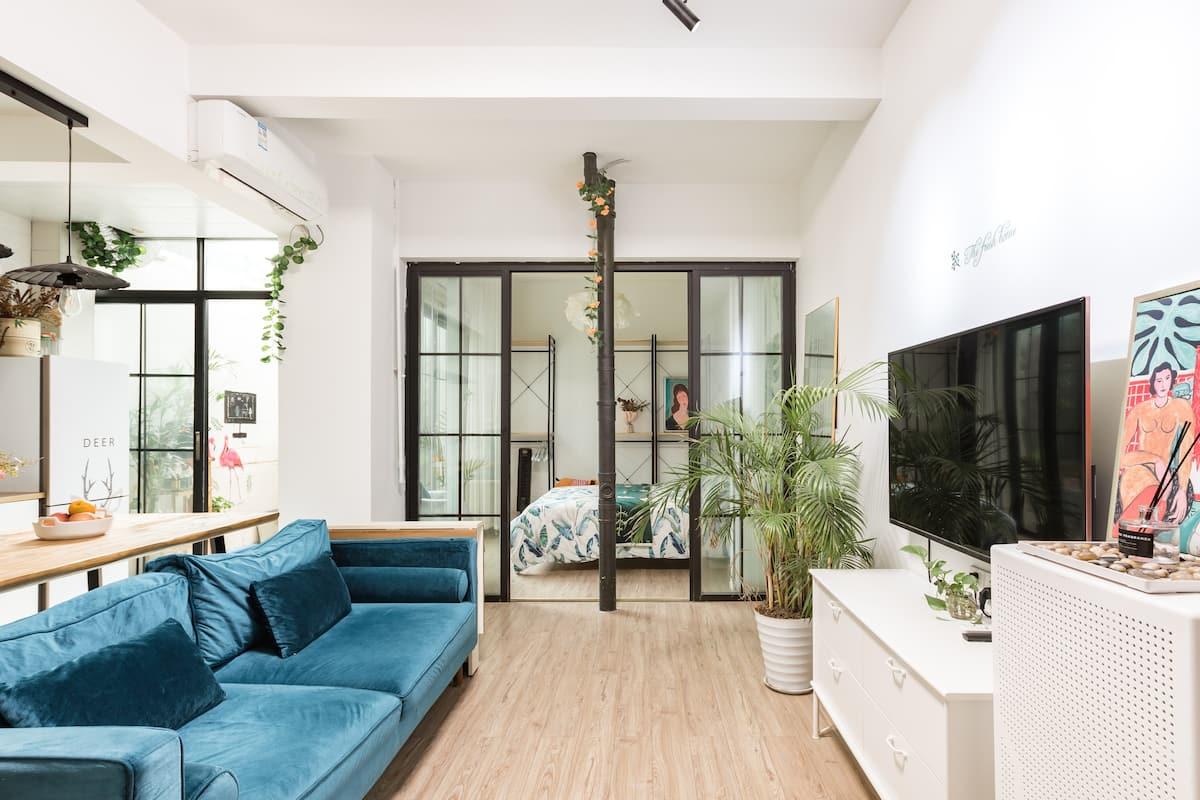 [佳期如梦]如家一般的温馨公寓,体验广州的市井生活
