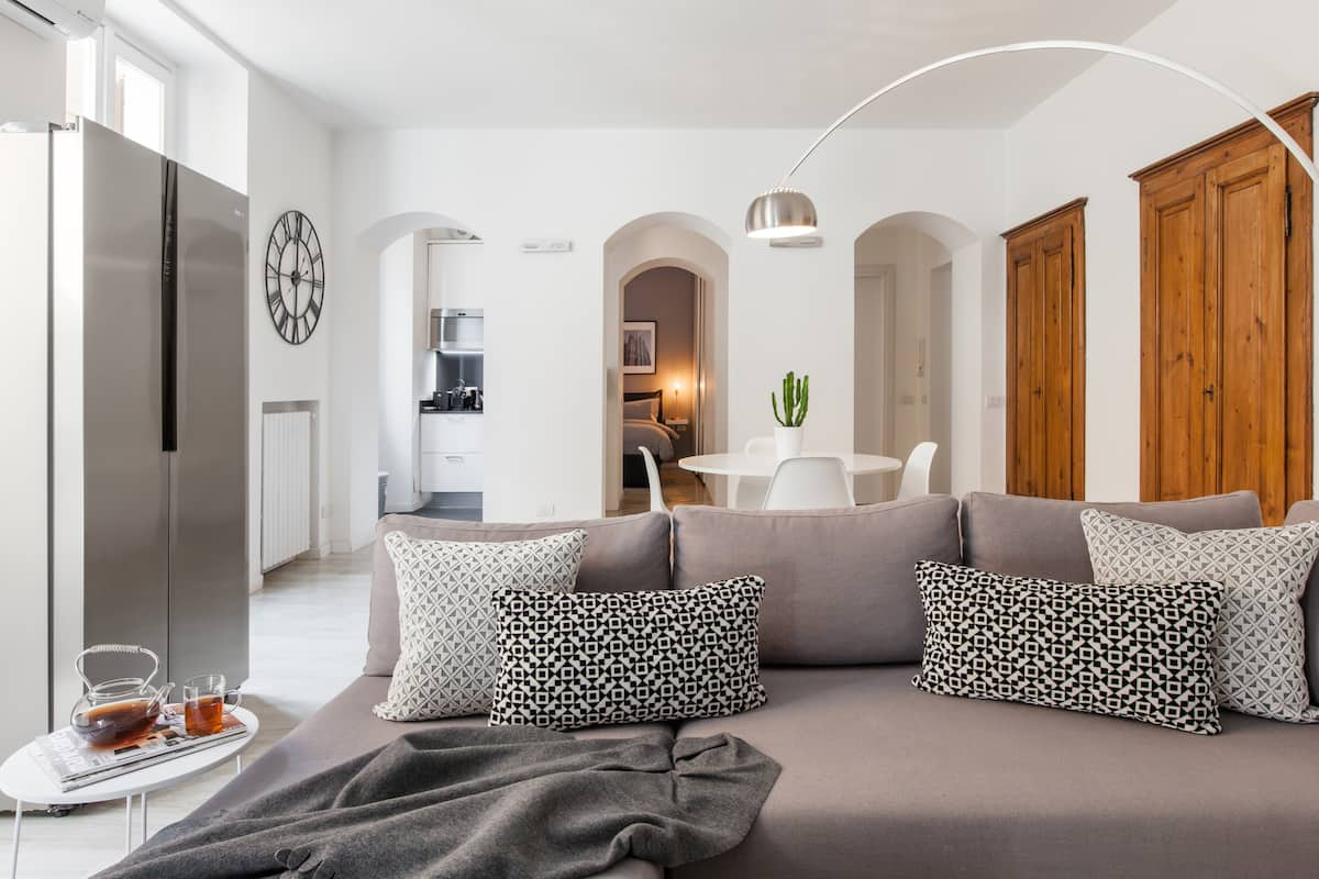 Charm & Design Apartment with Terrace in Glamour Corso Como