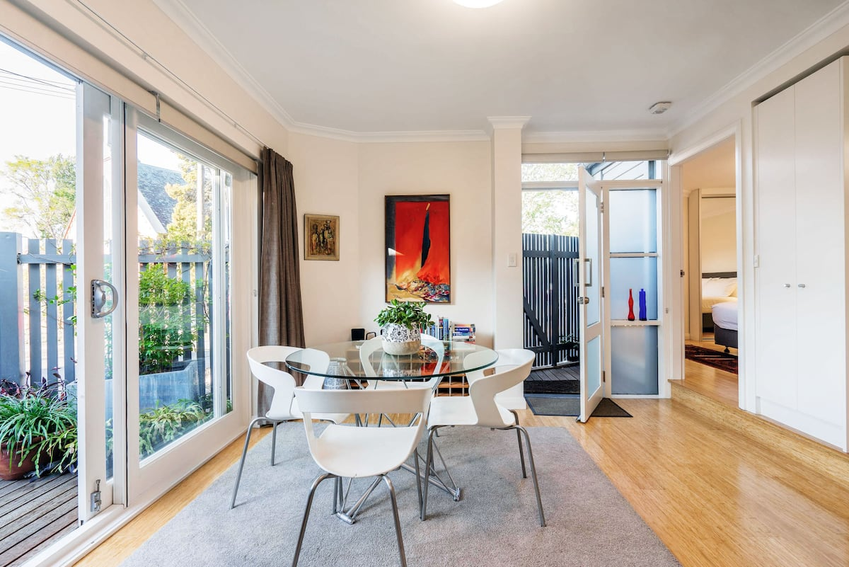 Immaculate Boutique Apartment in Birchgrove