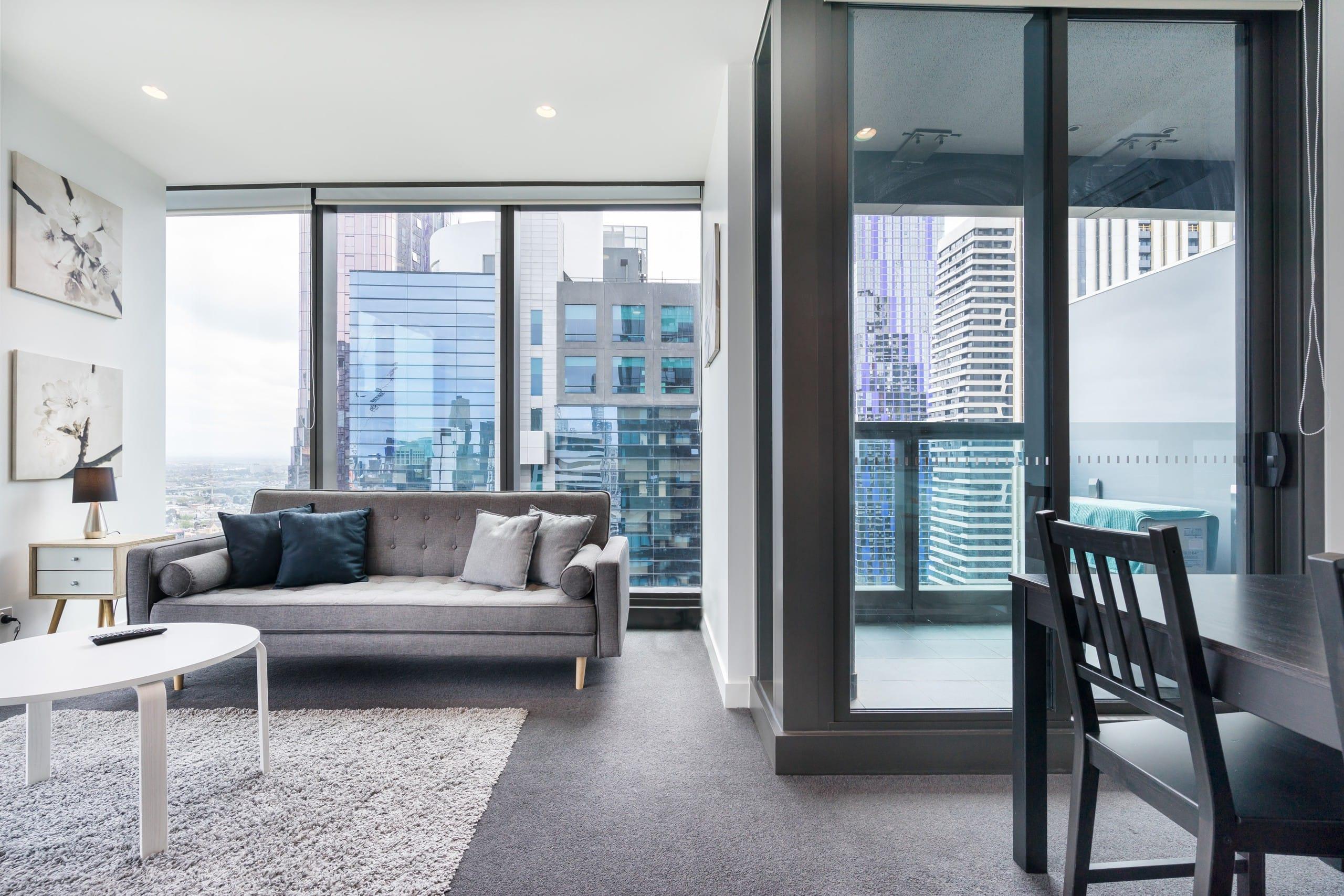 Bed Room Flat In Melbourne Rent