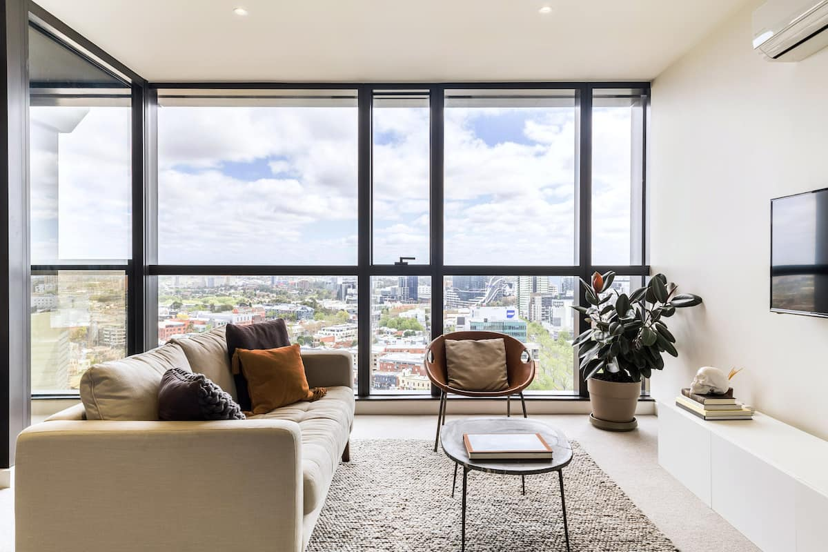 Luxury Apartment with a View in the CBD