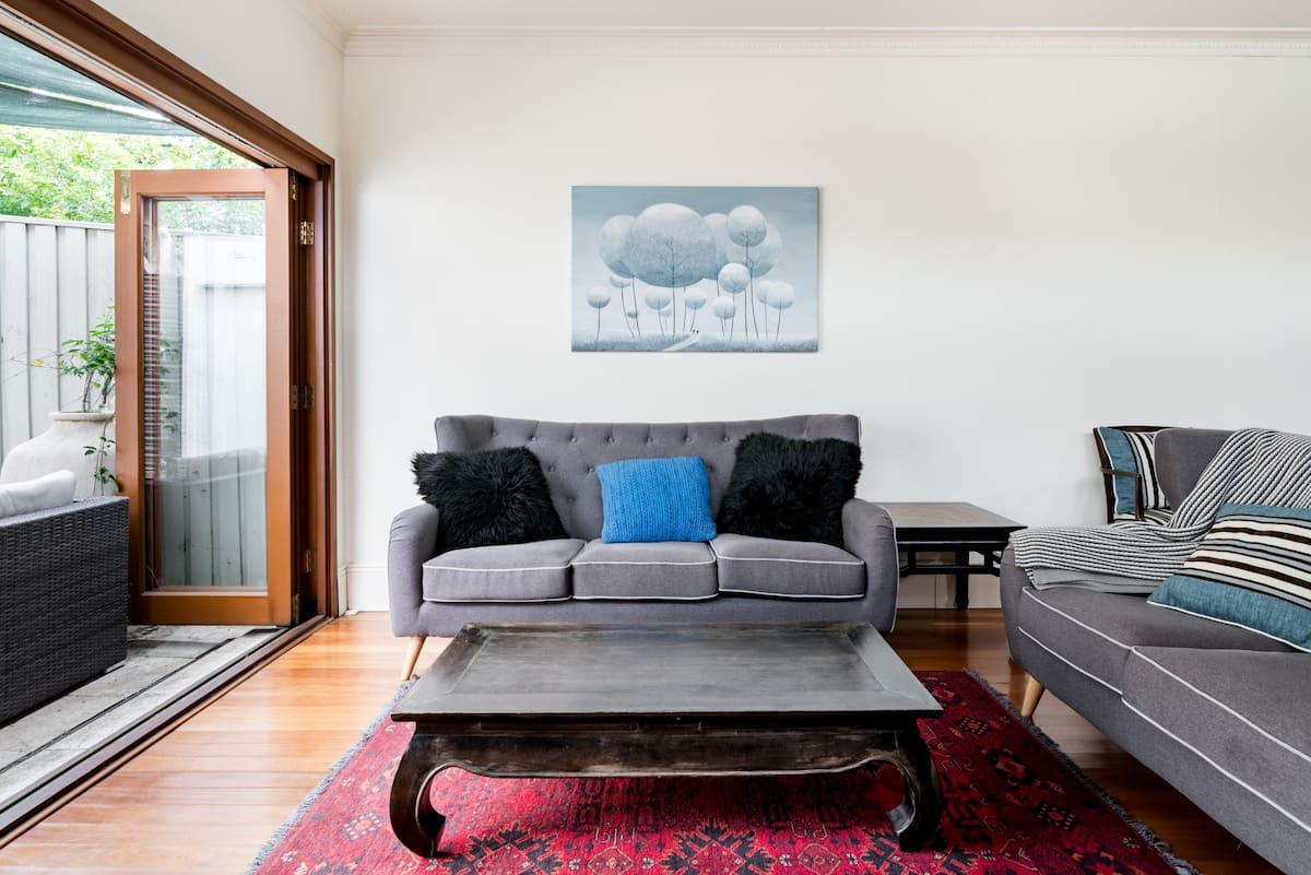 Explore Sydney from a Charming Home in Paddington