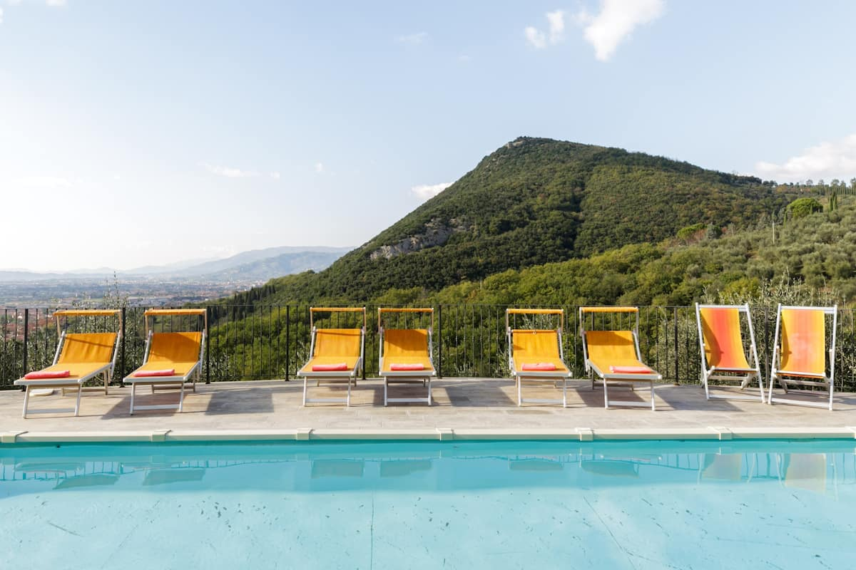 Airbnb Montecatini Alto Vacation Rentals Places To Stay