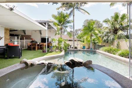 Tiddabinda-Relish Peace and Nature at Spacious Bayside Nest