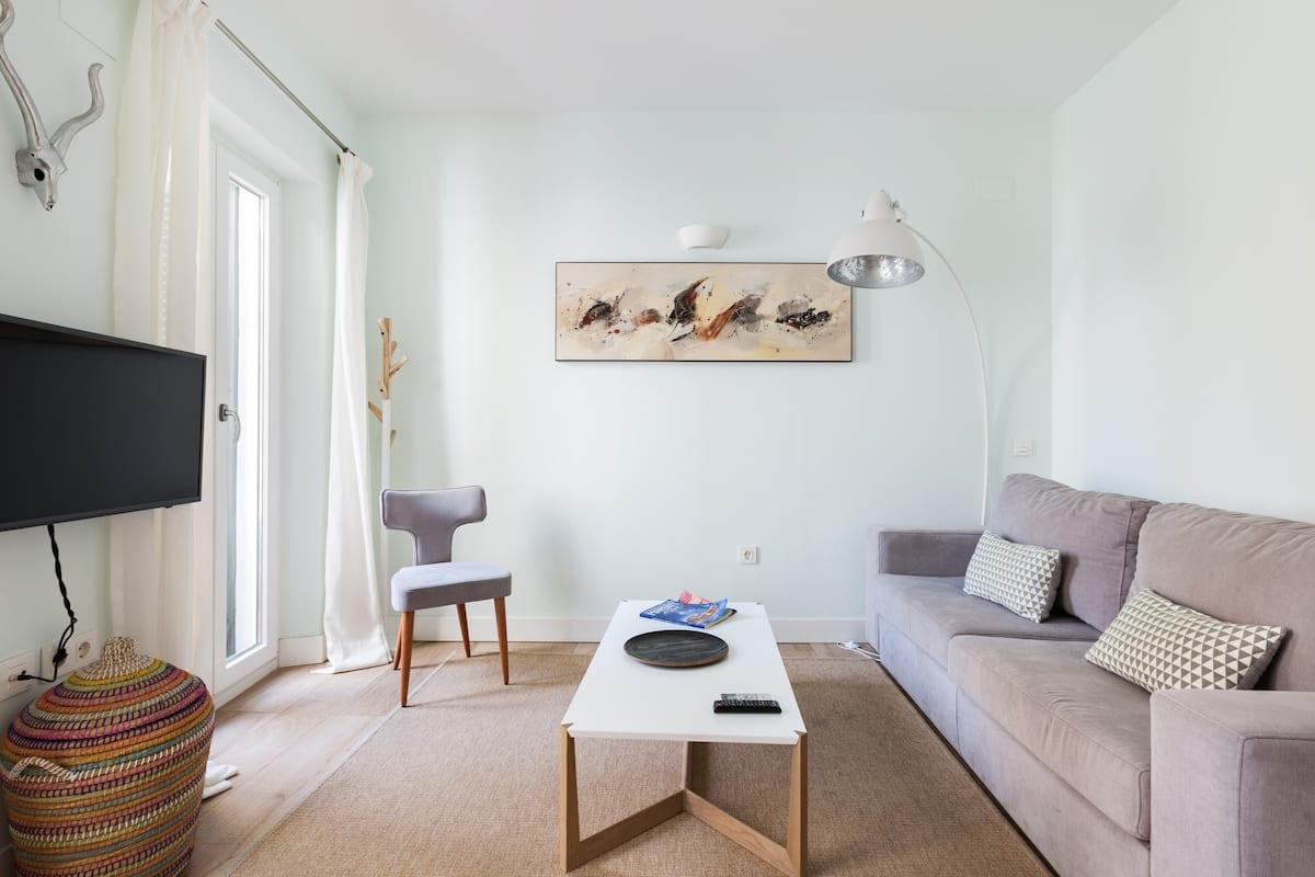 Moderno apartamento en el corazón de Sevilla