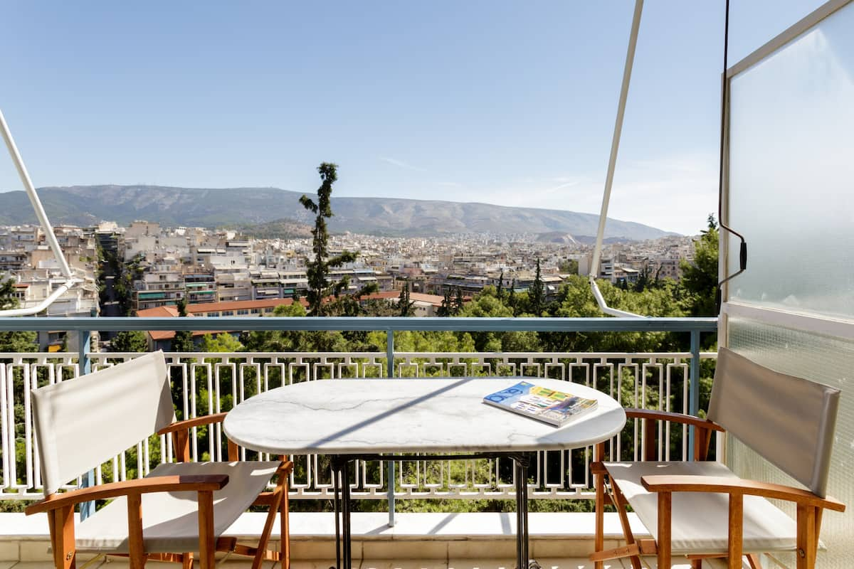 Elegant and Stylish Designer Apartment in Central Athens
