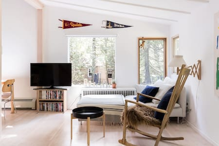 The Litwood—Scandinavian Boutique Bungalow in the Woods