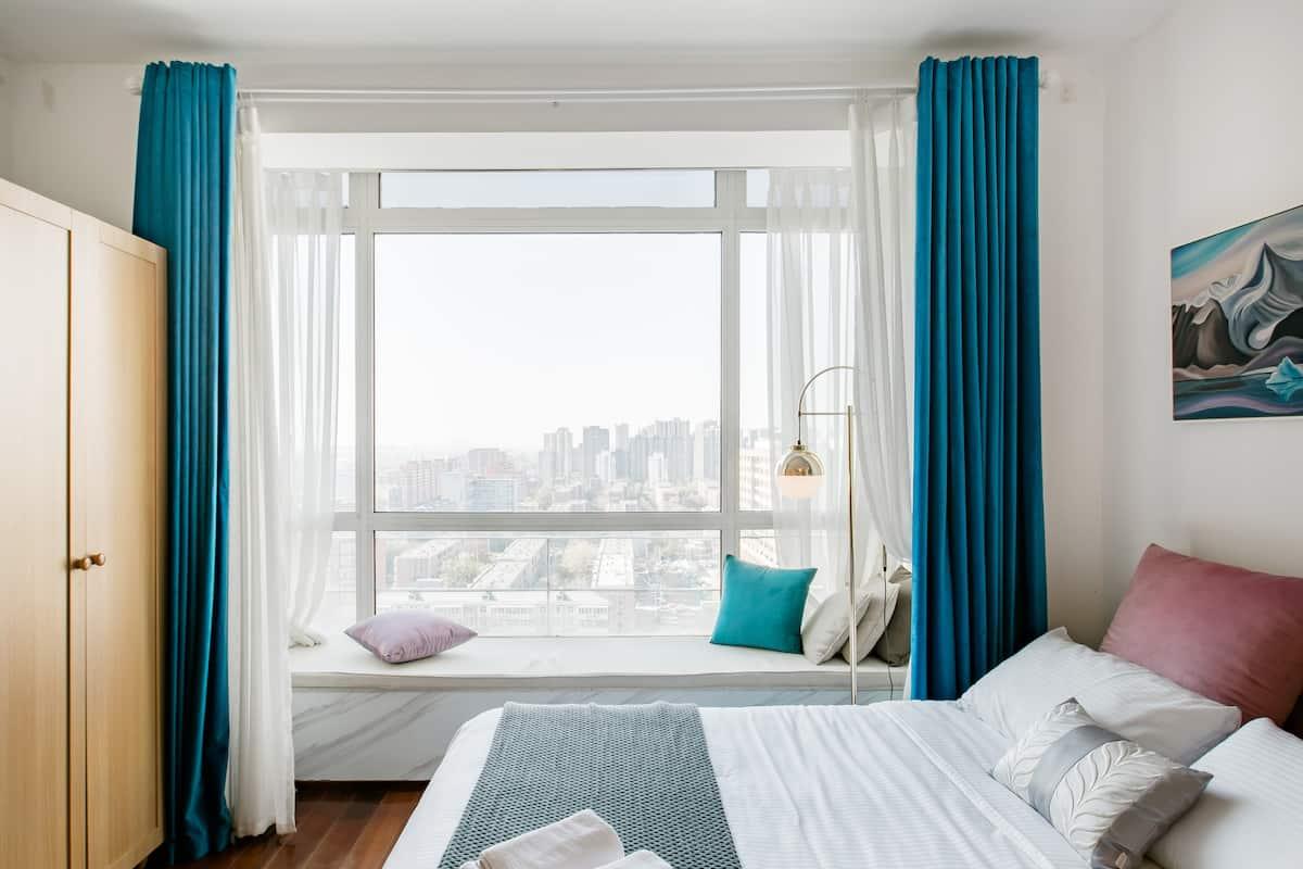 温馨艺术公寓 长租价格优惠 wx:四四八零一一六一二