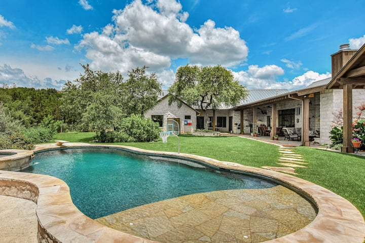 Luxury Ranch Estate