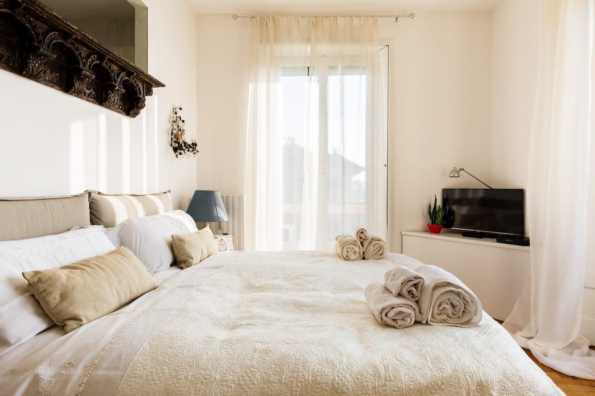 Appartamento con terrazza vista Madonnina