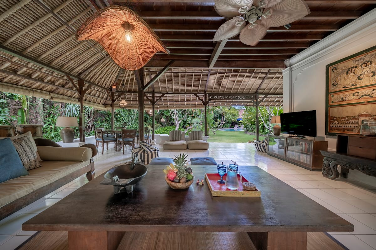 Rare Secluded Slice of Paradise in Central Seminyak
