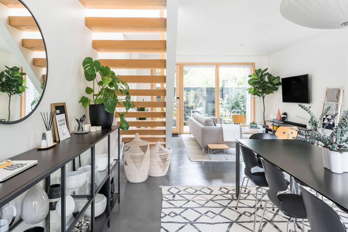 New Modern Guesthouse in Portland's Central Eastside