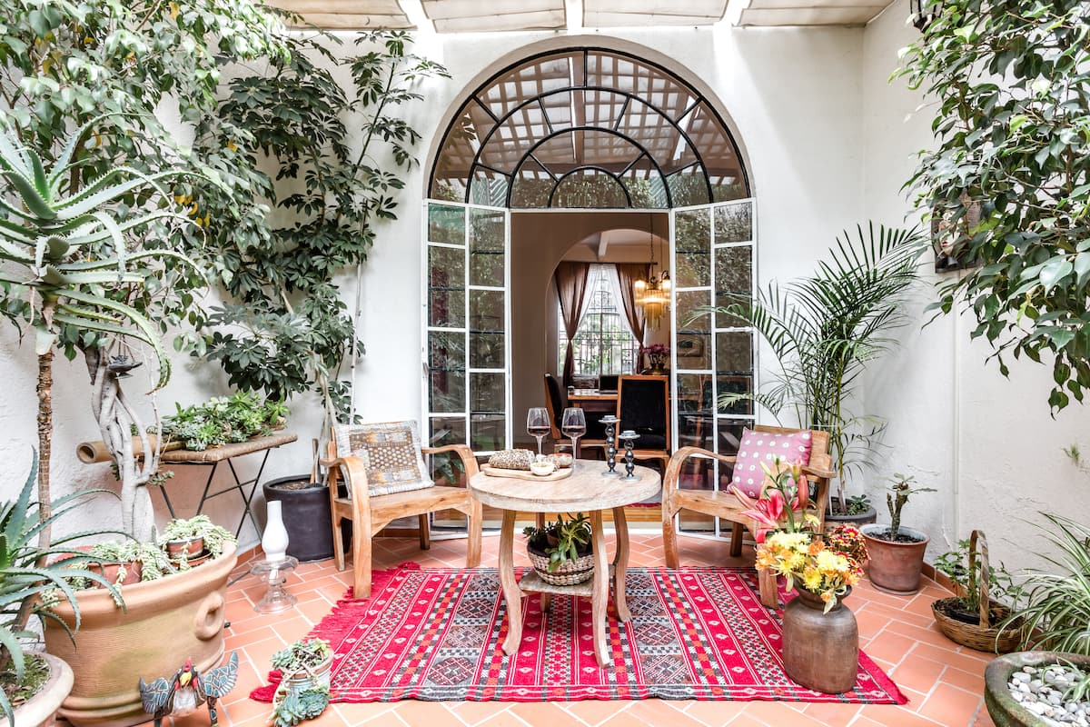 Gorgeous Condesa House with Beautiful Private Garden