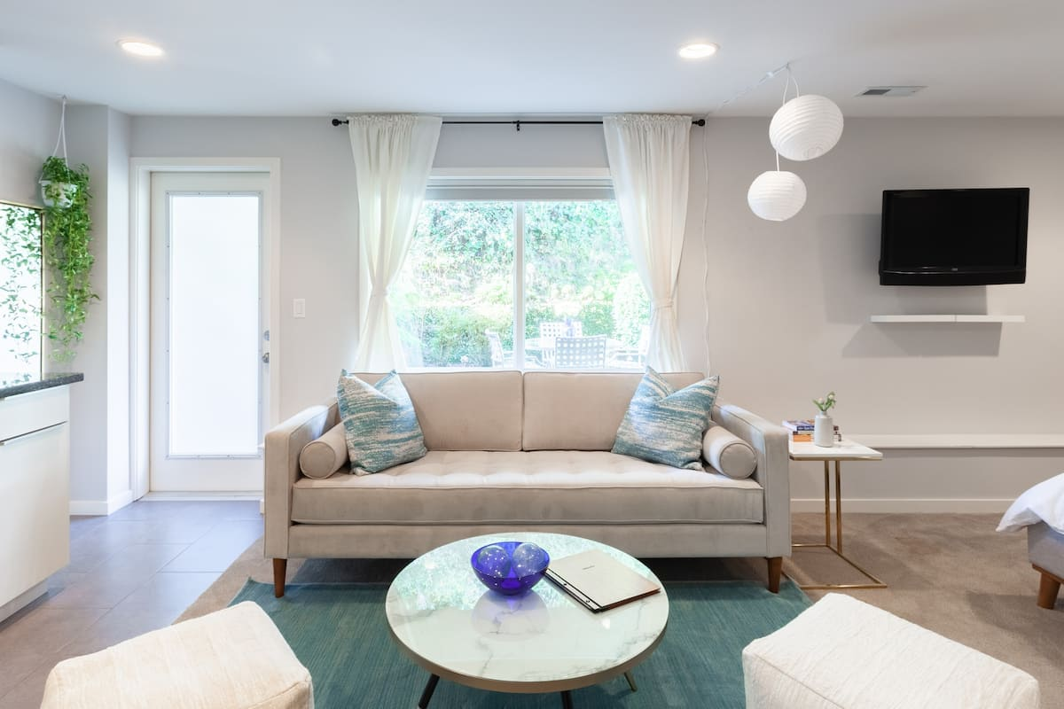 Explore SF's Nature and Culture From a Stunning Studio Apt.