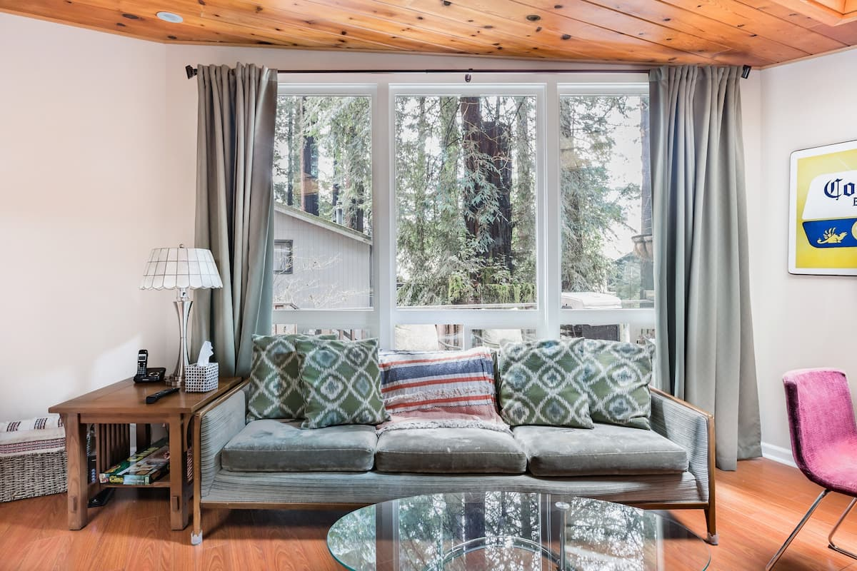 Pumpkin House- Remodeled Cabin with Hot Tub by Russian River