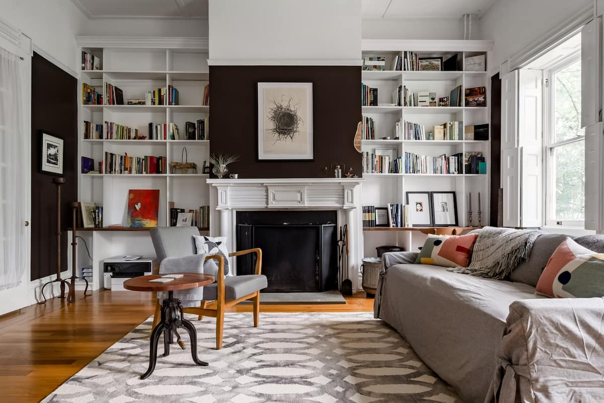 Chic Mansion in Downtown's Historic District