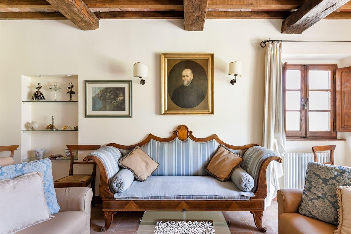 Villa Il Pino vicino Cortona