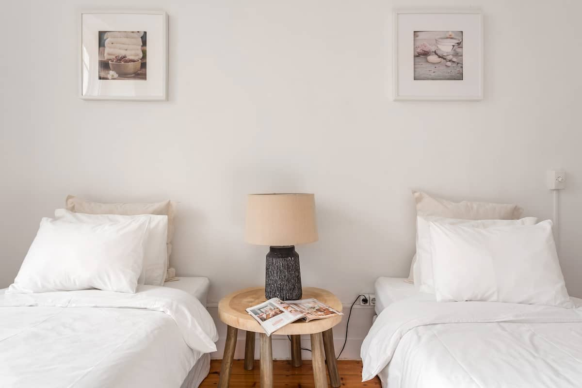 Comfortable apartment in the main street of tourism in Lisbon