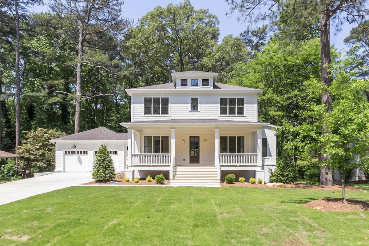 Beautiful New Buckhead Home! Convenience & Luxury!