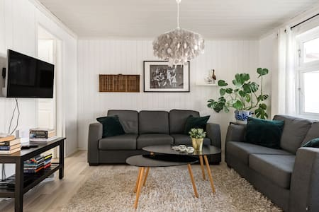 Bright Apartment in the Heart of Stavanger