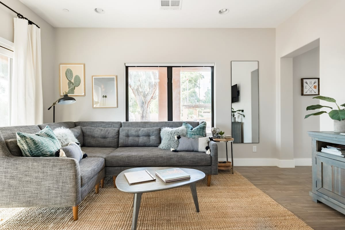 Casita Saguaro - Private Guesthouse in Quiet Neighborhood