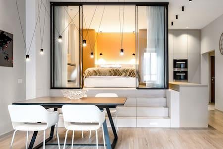 Raffinato appartamento di design in pieno centro storico