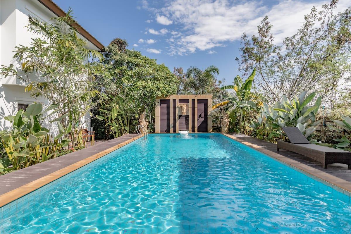 Thai Lanna-Style Villa