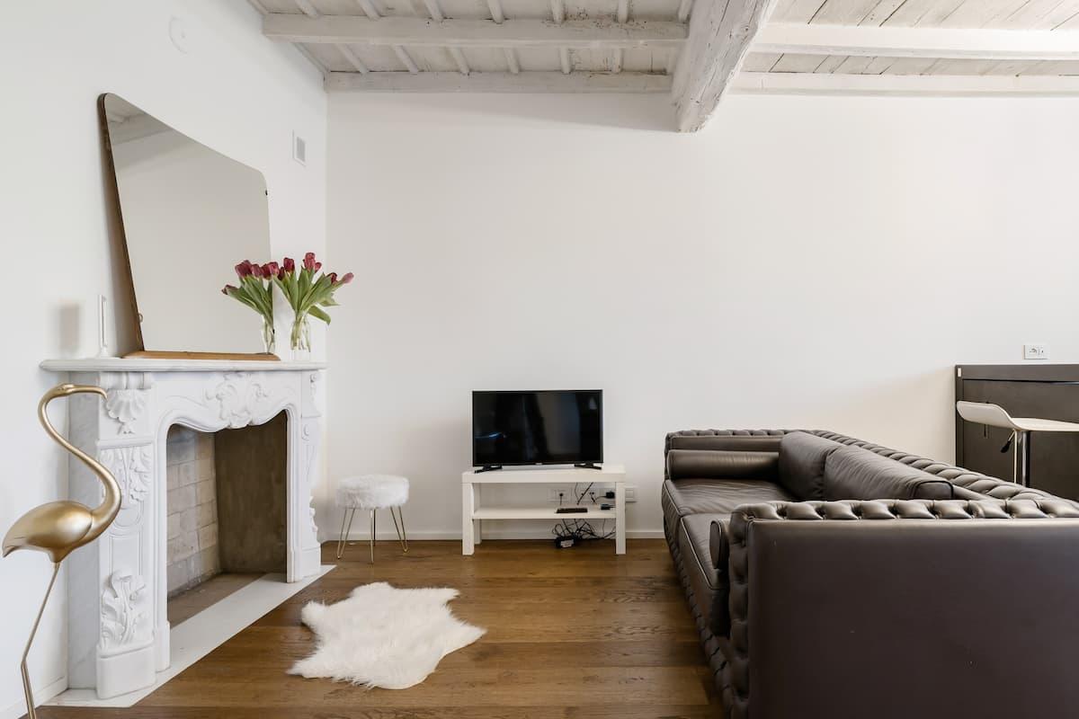 Appartamento in vecchia caserma spagnola del 1600